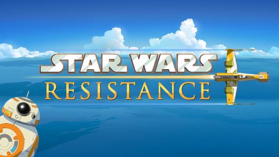 Star Wars Resistance – opisy odcinków i komiks na podstawie serialu