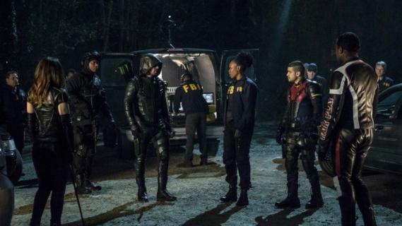 Arrow: sezon 6, odcinek 23 (finał sezonu) – recenzja