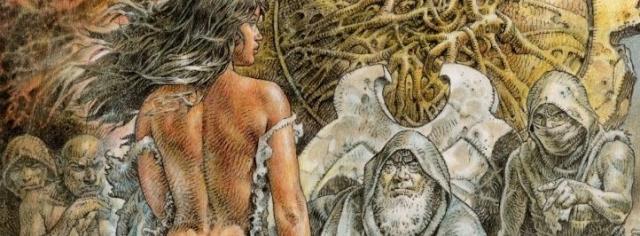 Druuna #03: Mandragora. Aphrodisia – recenzja komiksu