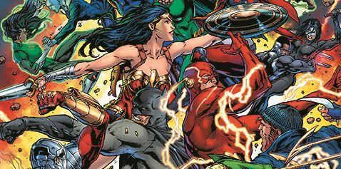 Liga Sprawiedliwości vs Suicide Squad: premiera komiksu za tydzień