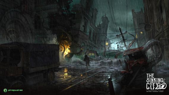 The Sinking City – zobacz zwiastun inspirowanej Lovecraftem gry