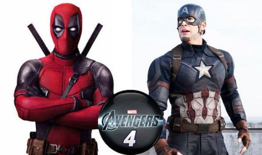 Deadpool też świętuje 10-lecie MCU – zobacz plakat