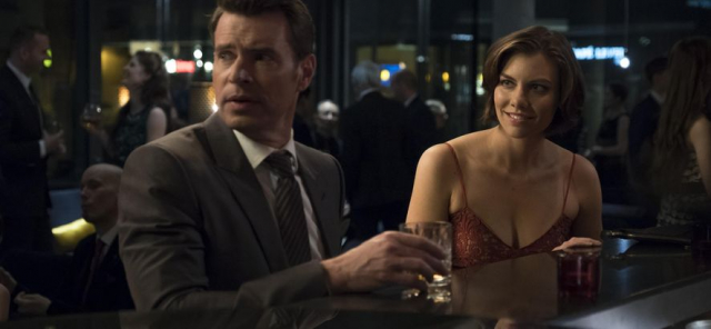 Whiskey Cavalier: sezon 1 - recenzja