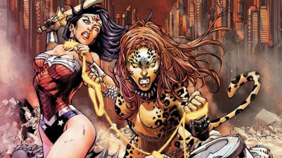 Cheetah już skacze na planie Wonder Woman 1984. Zobacz wideo
