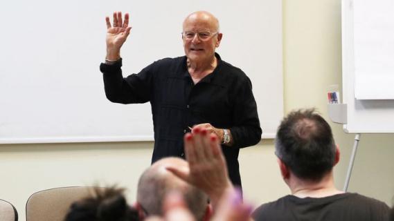 Pasja jest zdecydowanie ważniejsza od wolności – rozmawiamy z Volkerem Schlöndorffem, laureatem Oscara i Złotej Palmy