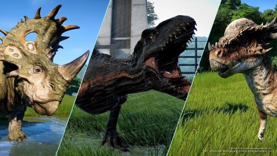 Grudniowe Games With Gold ogłoszone. W ofercie m.in. Jurassic World Evolution