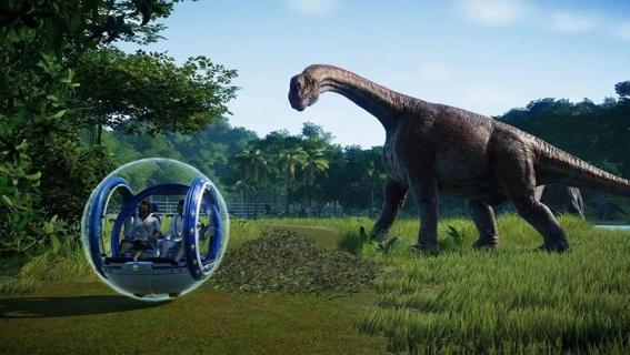 Jurassic World: Evolution jeszcze lepsze. Nadciąga aktualizacja