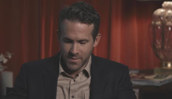 Ryan Reynolds ponownie rozmawia ze swoim bratem bliźniakiem. Zobaczcie wideo