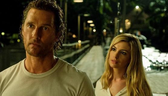 Serenity – nowy zwiastun thrillera. McConaughey i niemoralna propozycja