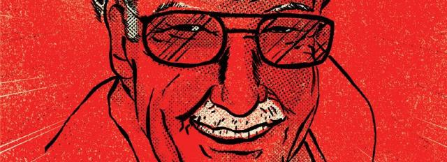 Stan Lee. Człowiek-Marvel – recenzja książki