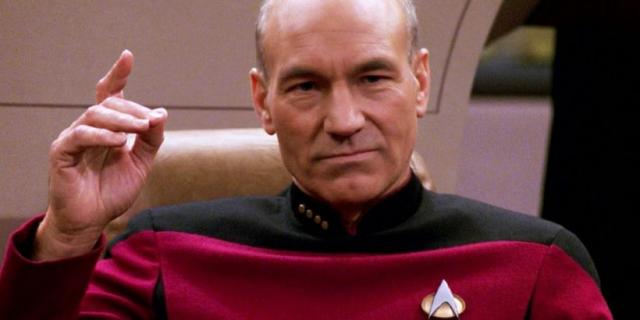Oficjalnie: Patrick Stewart powróci jako Picard. Nowy serial Star Trek!