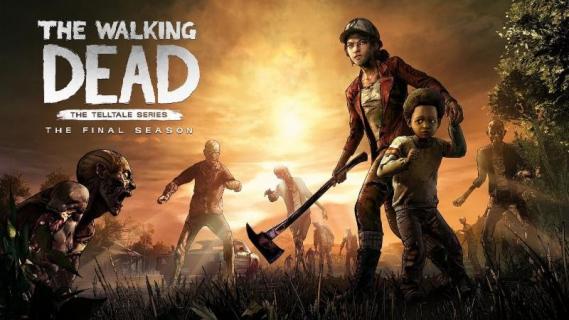Zwiastun zapowiada kolejny odcinek The Walking Dead: The Final Season