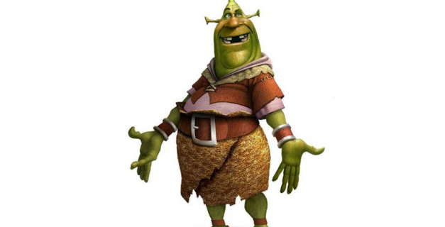 Tak mógłby wyglądać Shrek. Ciekawe szkice koncepcyjne z filmów DreamWorks