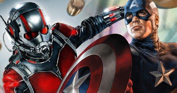 Ant-Man i Osa – wycięto cameo Kapitana Ameryki. Było przezabawne