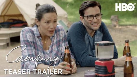 Zwariowana wycieczka. Zwiastun serialu Camping HBO