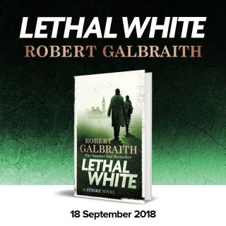 Cormoran Strike: wiadomo kiedy ukaże się nowy kryminał Roberta Galbraitha