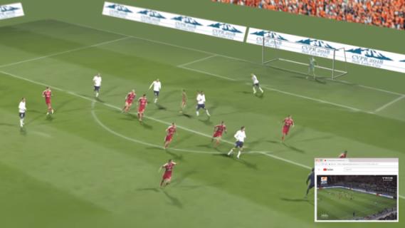 Mundial w AR. Ta technologia może zrewolucjonizować futbol