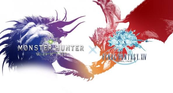Behemoth z Final Fantasy XIV nawiedzi świat Monster Hunter: World