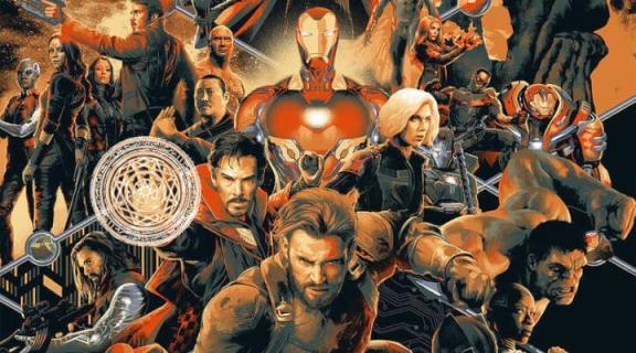 Avengers: Wojna bez granic – czy to najlepszy plakat filmu? Zobacz materiał