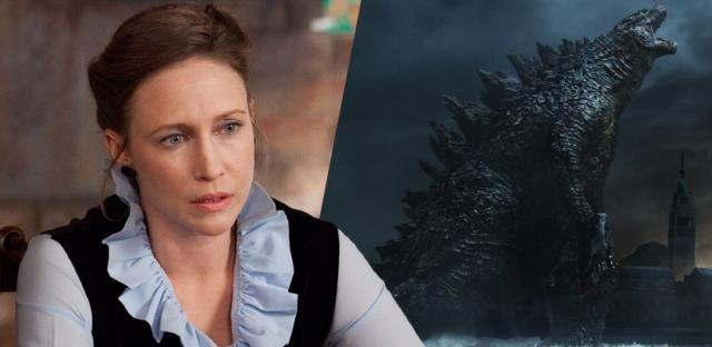 Godzilla: King of the Monsters – Vera Farmiga będzie kontrolować potwory
