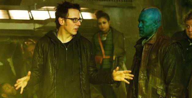 James Gunn po Kosmosie MCU już nie polata. Reżyser Strażników Galaktyki 3 zwolniony!