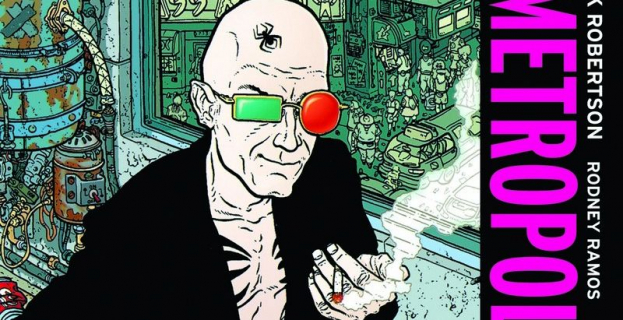 Transmetropolitan, tom 1 – recenzja komiksu