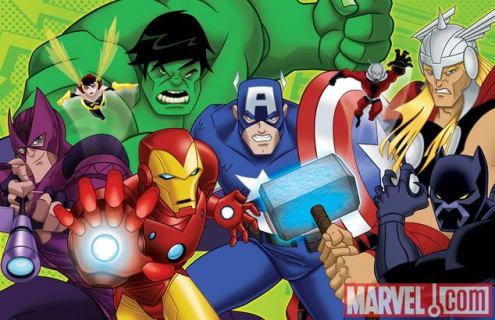 Tacy Mściciele tylko w animacji. Czy warto obejrzeć Avengers: Potęga i moc?