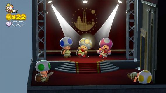 Captain Toad: Treasure Tracker zadebiutował. Nowy zwiastun przedstawia grę