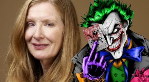Jak to jest być mamą Jokera? Może to sprawdzić Frances Conroy