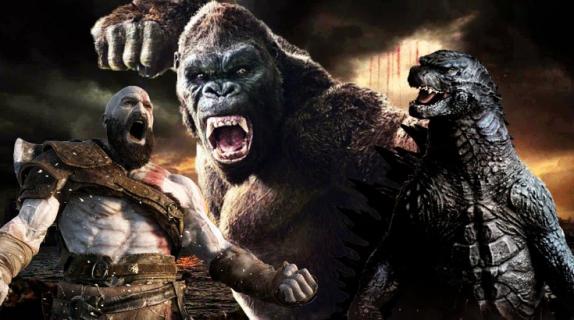 Godzilla vs. Kong vs. Kratos – kto jest najsilniejszy? Reżyser wskazał zwycięzcę