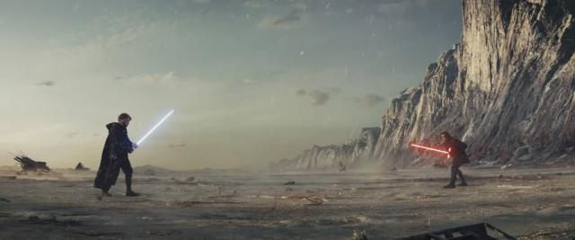 Ostatni Jedi – ten plakat zaświeci w Twoim ciemnym pokoju. Oto materiał