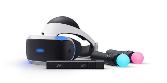Sony werbuje zespół do stworzenia gogli VR nowej generacji