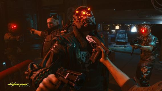 Cyberpunk 2077 z multiplayerem jako osobną grą