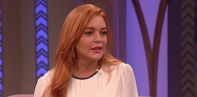 Lindsay Lohan kontrowersyjnie o #MeToo: Te kobiety wyglądają na słabe