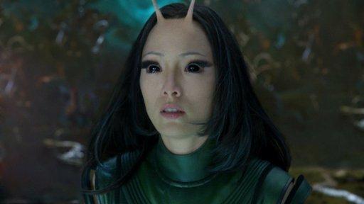 Mantis z filmu Strażnicy Galaktyki 2 mogła wyglądać inaczej. Nowy szkic