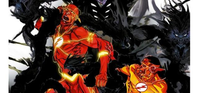 Flash #02: Pęd ciemności – recenzja komiksu