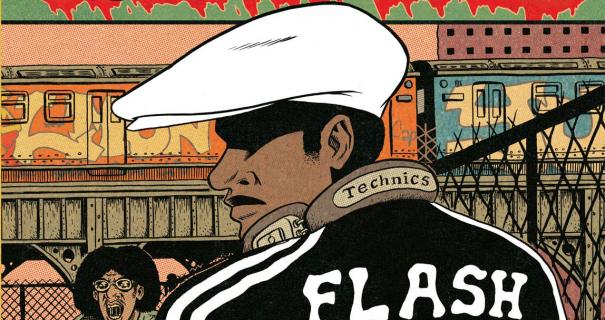 Hip Hop Genealogia i inne zapowiedzi Timof Comics. Obejrzyjcie materiały graficzne