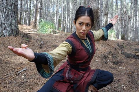 Kolejni mistrzowie sztuk walki w Wu Assassins Netflixa. Za sterami gwiazda Raid