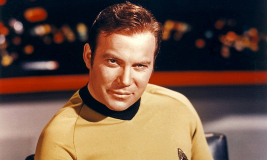 Star Trek - William Shatner otwarty na powrót do roli Kirka