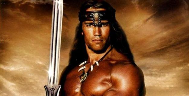 Zobacz jak Arnold Schwarzenegger promuje komiks o Conanie