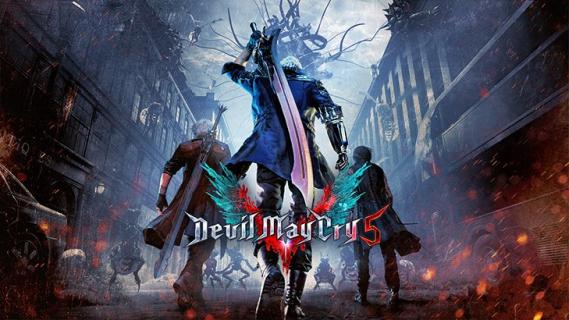 Devil May Cry 5 – demo już wkrótce także na PlayStation 4