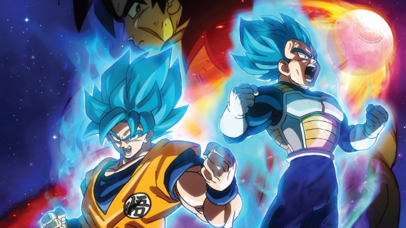 Dragon Ball Super: Broly – Vegeta jako Boski Super Saiyan i nowe informacje