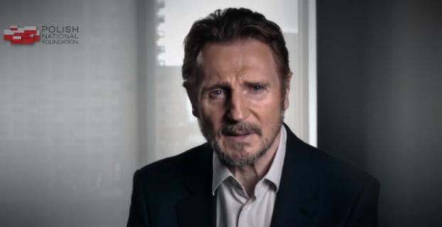 Ojczyznę mamy tylko jedną. Liam Neeson o Cudzie nad Wisłą – zobacz wideo