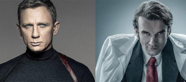 Bond 25 – Danny Boyle i Tomasz Kot rozmawiali o roli. Jest potwierdzenie