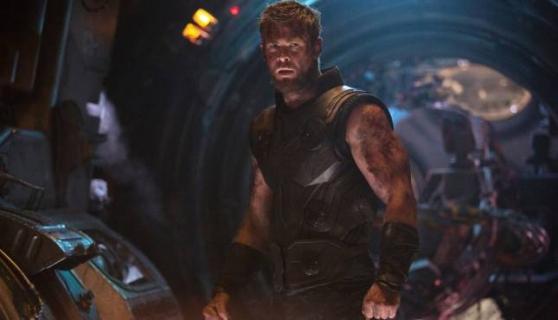Avengers: Wojna bez granic – Thor i Rocket mogli walczyć z ogromnymi wężami