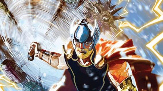 Hela w komiksie poślubiła [SPOILER], a Thor na chwilę został Królem Umarłych