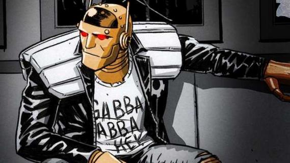 Doom Patrol – Robotman na zdjęciach z planu. Wygląda jak z komiksów?