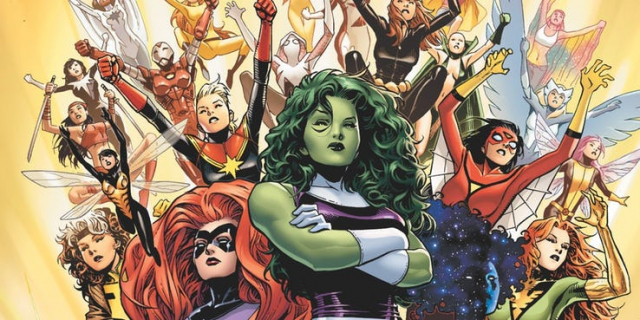 Będzie serial o superbohaterkach Marvela. Scenarzysta Wonder Woman w ekipie