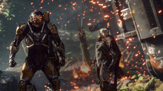 Anthem – gameplay przedstawia ponad 20 minut rozgrywki