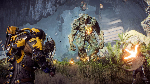 EA zdradza konkrety dotyczące dema Anthem